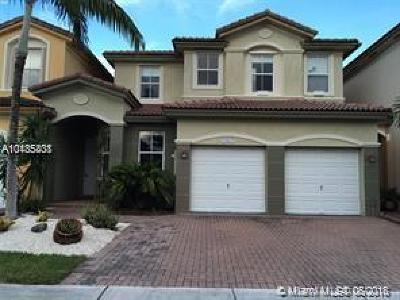 Doral Single Family Home For Sale: 7437 NW 112th Pl