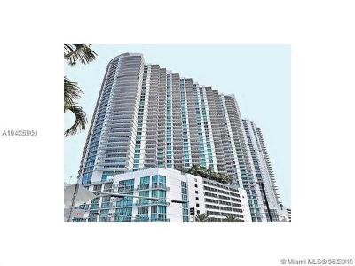 Condo For Sale: 350 S Miami Ave #1501