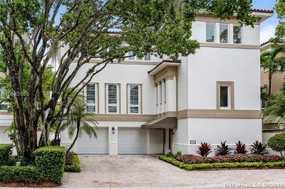 Miami FL Single Family Home For Sale: $2,495,000