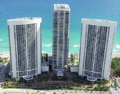 Hallandale Condo For Sale: 1850 S Ocean Dr #2606