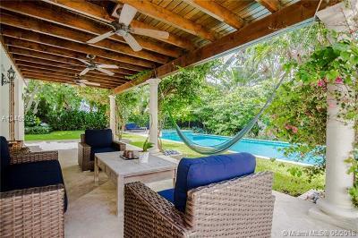 Miami Beach Single Family Home For Sale: 5577 La Gorce Dr