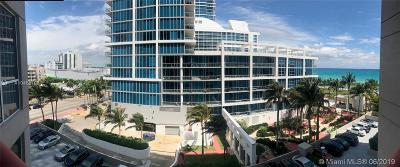 The Sterling, The Sterling Condo Rental For Rent: 6767 Collins Ave #603