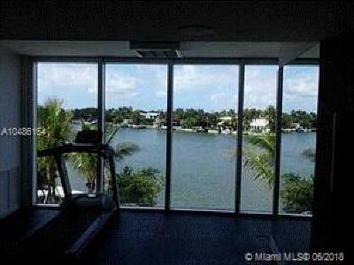 Miami Beach Condo For Sale: 6700 Indian Creek Dr #501