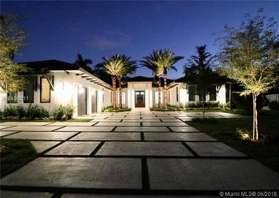 Miami Single Family Home For Sale: 8200 SW 67th St