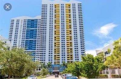 Miami Beach Condo For Sale: 1330 West Ave #1909