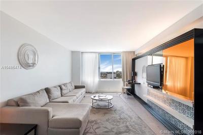 Miami Beach Condo For Sale: 1100 West Ave #1123