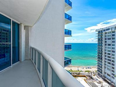 Hollywood Condo For Sale: 2711 S Ocean Dr #1206