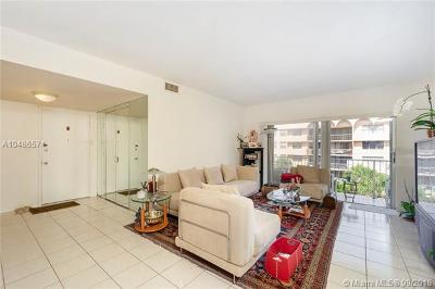 Bay Harbor Islands Condo For Sale: 1075 92nd St #401