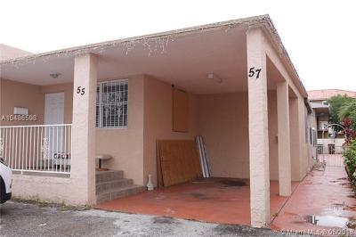 Hialeah Multi Family Home For Sale: 55 W 13th St