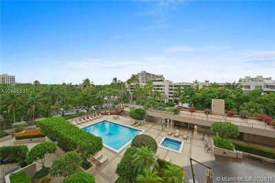 Key Biscayne Condo For Sale: 251 Crandon Blvd #402