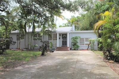 North Miami Single Family Home For Sale: 640 NE 136