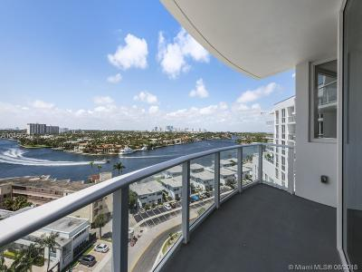 Fort Lauderdale Condo For Sale: 401 N Birch Rd #1100