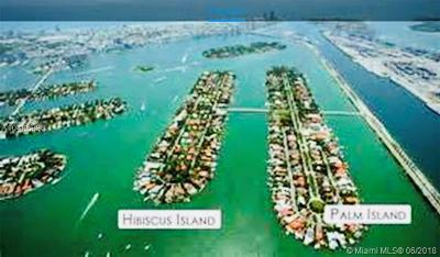Miami Beach Condo For Sale: 405 N Hibiscus Dr #202