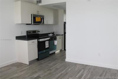 Miami Beach Condo For Sale: 1035 Euclid Ave #22