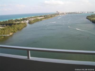 Sunny Isles Beach Condo For Sale: 500 Bayview Dr #ph30