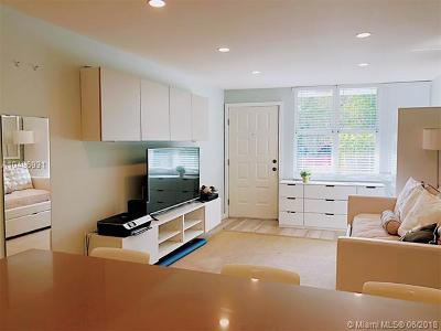 Miami Beach Condo For Sale: 405 N Hibiscus Dr #108