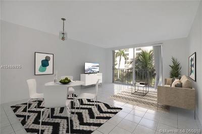 Miami Beach Condo For Sale: 800 West Ave #414