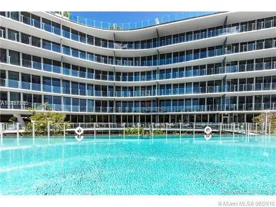 Miami Beach Condo For Sale: 1 Collins Ave #605