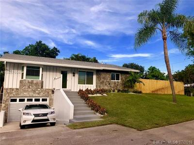 Fort Lauderdale Single Family Home For Sale: 4490 SW 24th Ave