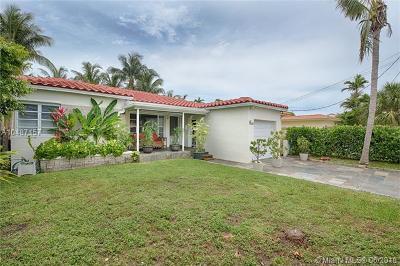 Surfside Single Family Home For Sale: 9040 Abbott Ave