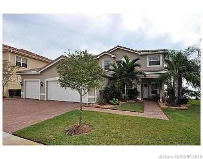 Miramar Single Family Home For Sale: 17992 SW 41st St
