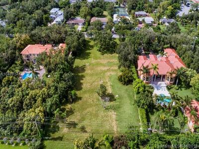 Pinecrest Residential Lots & Land For Sale: 7487 SW 104 St