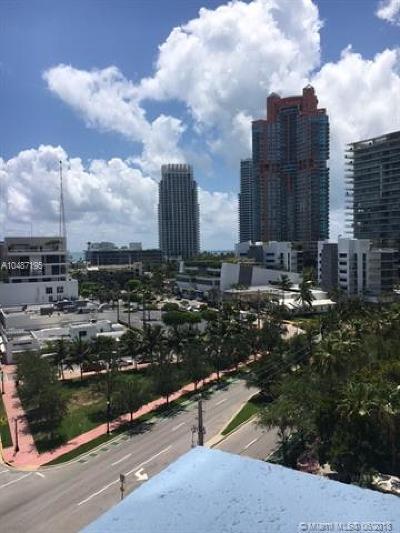 Miami Beach Condo For Sale: 90 Alton Rd #903