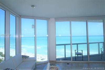 Miami Beach Condo For Sale: 6515 Collins Ave #902