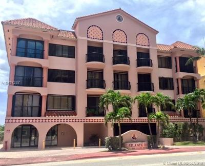 Surfside Condo For Sale: 8816 Collins Ave #205