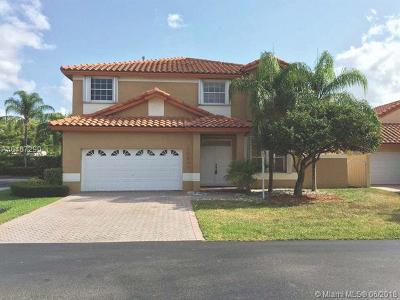 Doral Single Family Home For Sale: 10587 NW 51 Ln
