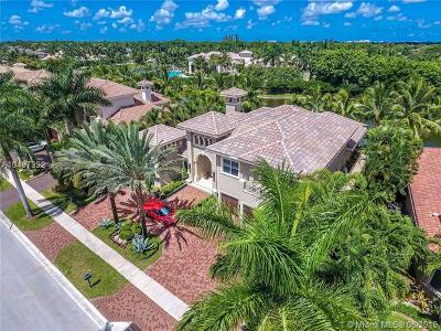 Plantation Single Family Home For Sale: 630 Sweet Bay Avenue