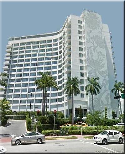 Miami Beach Condo For Sale: 1100 West Ave #1006