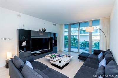 Marea, Marea Condo, Marea Miami Beach, Marea South Beach Rental For Rent: 801 S Pointe Dr #303