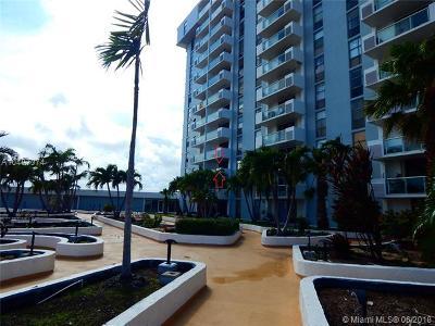 North Miami Condo For Sale: 13499 Biscayne Blvd #604