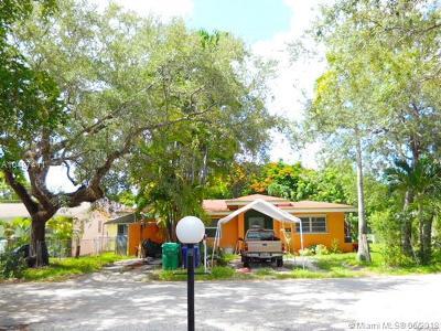 North Miami Beach Single Family Home For Sale: 2395 NE 184th Ter