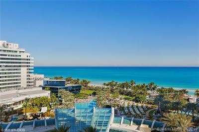 Miami Beach Condo For Sale: 4401 Collins Av #1007