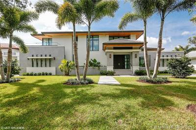 Coral Gables Single Family Home For Sale: 7015 Mira Flores Ave