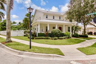 Jupiter Single Family Home For Sale: 1308 Torch Key Way