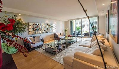Key Biscayne Condo For Sale: 799 Crandon Blvd #608