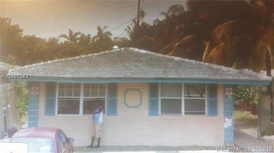 Fort Lauderdale Multi Family Home For Sale: 1119 NW 5th Ave