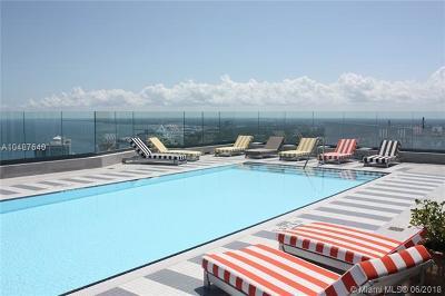 Miami-Dade County Condo For Sale: 1300 S Miami Ave #2206