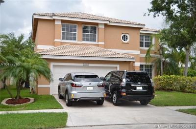 Miramar Single Family Home For Sale: 2818 SW 177th Ave