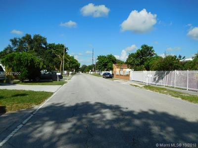 North Miami Single Family Home For Sale: 1440 NE 149th St