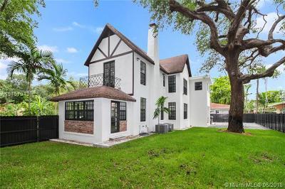 El Portal Single Family Home For Sale: 301 NE 86th St