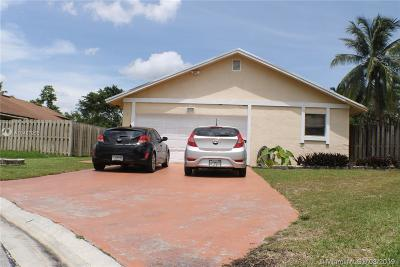 Cooper City Single Family Home For Sale: 5612 SW 97th Ter