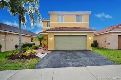 Weston Single Family Home For Sale: 1220 Majesty Ter