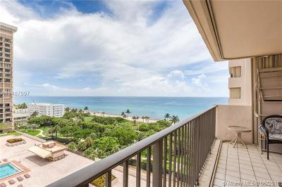 Hollywood Condo For Sale: 1201 S Ocean Dr #1103S