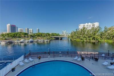 Hallandale Condo For Sale: 300 Diplomat Pkwy #409
