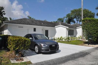 Miami Single Family Home For Sale: 2599 NE 206th Ln