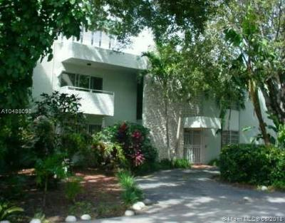 Coral Gables Condo For Sale: 1235 Mariposa Ave #3